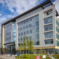 Rainscreen Cladding helps achieve BREEAM excellence at Swansea University