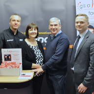Northern Ireland installers snap up carbon monoxide alarms to support  Gis A Hug campaign