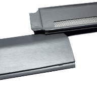 Cembrits solution for ridge ventilation