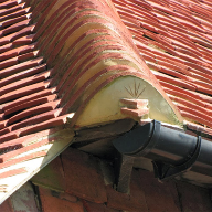 Be creative with plain clay roof tiles from Tudor Roof Tile Co Ltd