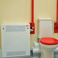 LST radiators for Alderney Hospital, Dorset