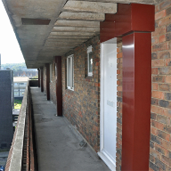 Pipe boxing systems for Woolwich Estates Regeneration