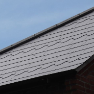 Fibre cement slates 'shape up'