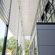 Rainscreen Cladding for University of Sussex