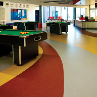Safety flooring takes centre stage at Wigan Youth Zone