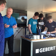 Geberit On Tour around UK and Ireland