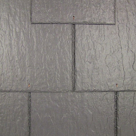 New face for textured fibre cement slates