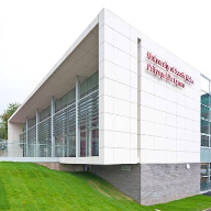 Aluminium curtain walling & doors for the University of South Wales