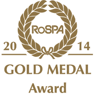 Stannah wins RoSPA Occupational Health and Safety Award