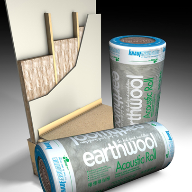 Knauf Insulation's Acoustic Roll offers sound performance