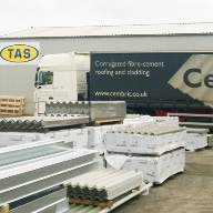 TAS stocks Cembrit Corrugated Sheets