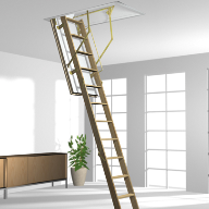 The Profiline F30/F30 Plus/F60 from Premier Loft Ladders