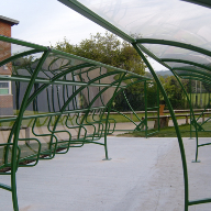 Mayfair Cycle Compound for Balcarras School