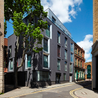 Equitone Helps Create a gem in Central London