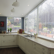 Venetian Blinds used at North London home