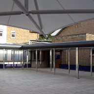 Skyline fascia soffit system chosen for St Cuthbert Mayne School