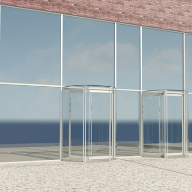 Dorma launches revolving doors in BIM