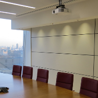 Style Partitioning creates flexible space at The Shard
