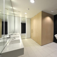 Bespoke washrooms for London's latest commercial development