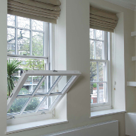 Mumford & Wood's Timber Windows used in Maida Vale