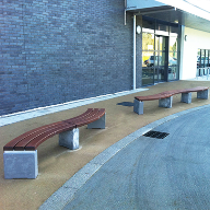 External furniture for Carillion BSF scheme