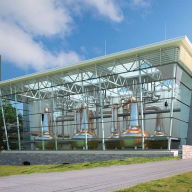 Schöck prevents thermal bridging in major new distillery