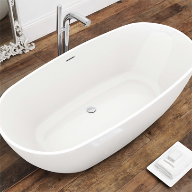 Waters Baths of Ashbourne launches Brook² freestanding bath