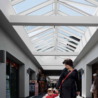 Velux Modular Skylights at centrepiece of renovation project