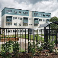 EWI system transforms residential blocks at Peregrine Road