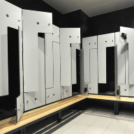 Maxwood's Oracle Z-lockers provide secure solution