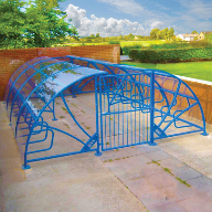 Secure cycle compound for Wootton Upper School