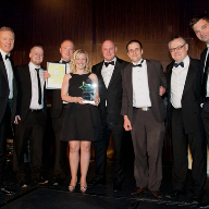 Knauf Insulation's Marketing Campaign of the Year award