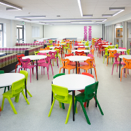 Polyflor flooring for St. Gerard's ERC