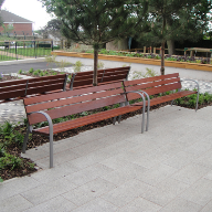 Street furniture package for Vinci Construction BSF scheme