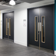 Internal doorsets and screens for Solent University
