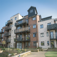 Architectural aluminium for residential development