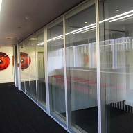 Movable wall systems installed at Nuffield Health Group
