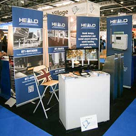 Exhibition success for Heald at IFSEC International