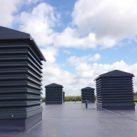 Natural ventilation for Ratcliffe College