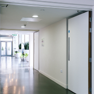 Ahmarra fire doors for student accommodation