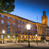 Clement steel windows specified for Norwich City Hall