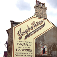 Historic sign recreated with Sandtex Trade
