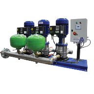 WRAS Certification Granted for Smedegaard Cold Water Booster Sets