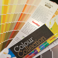 Sandtex Trade leading the way in colour