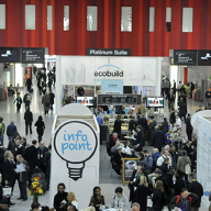 Hambleside Danelaw at Ecobuild 2014