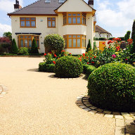 SureSet Permeable Paving for The House Beauty Spa