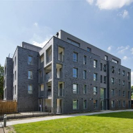 Cladding support systems for Hackney housing regeneration