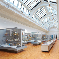 Heating solution for the Victoria and Albert Museum