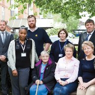Crown Paints offers bench to Habinteg Housing Association