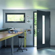 New Hörmann hinged doors